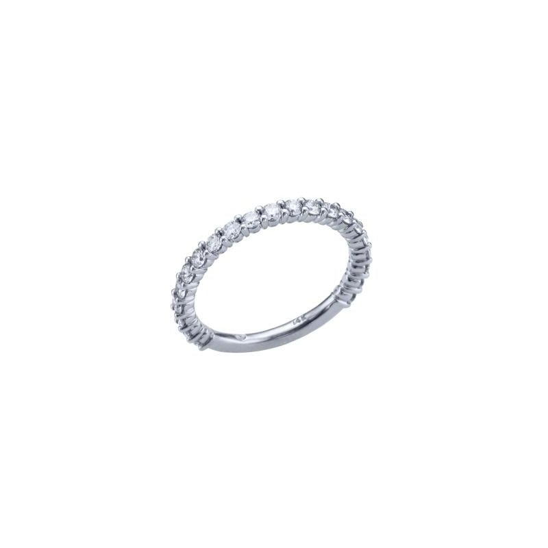 Lasker Bridal 2/3 Eternity Ring - 1/2cttw