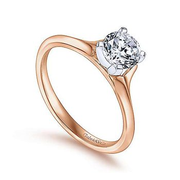 Ellis Solitaire Ring Mounting