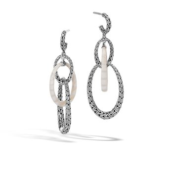 Classic Chain Drop Earrings