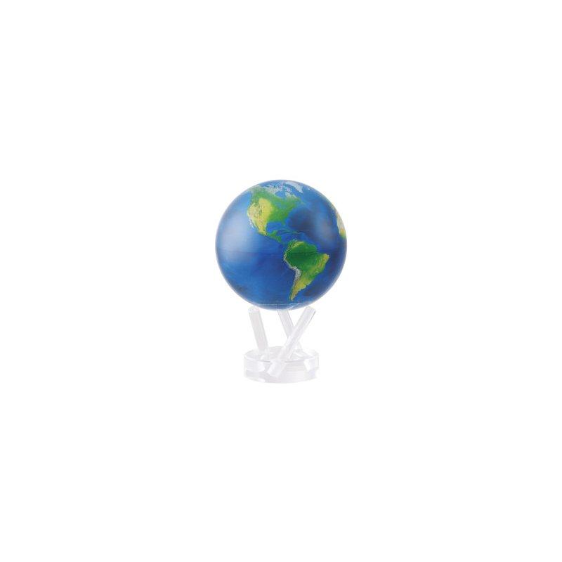 Mova Globes Spinning Globe - Natural Earth