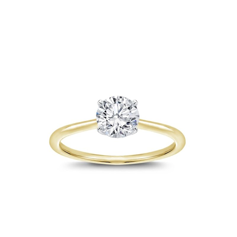 Lasker Bridal Solitaire Engagement Ring Mounting