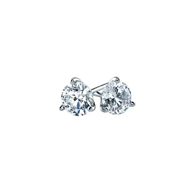 Lasker Signature Classic Diamond Stud Earrings - From $199.00