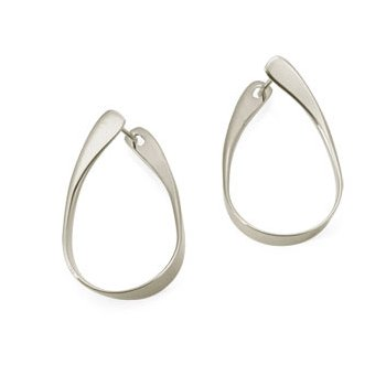 Rhythmic Hoop Earrings