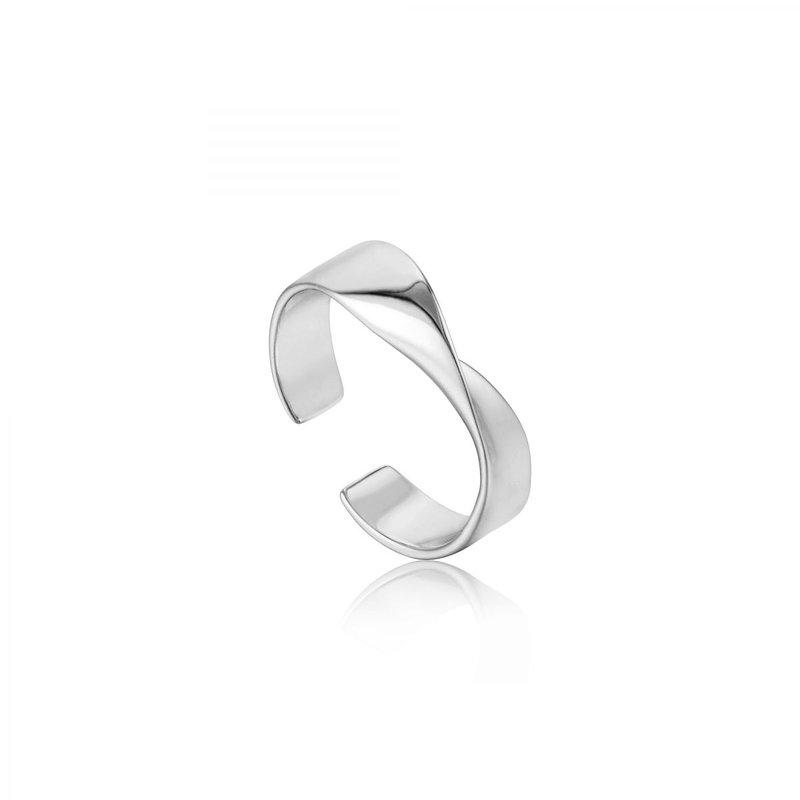 Ania Haie Helix Ring