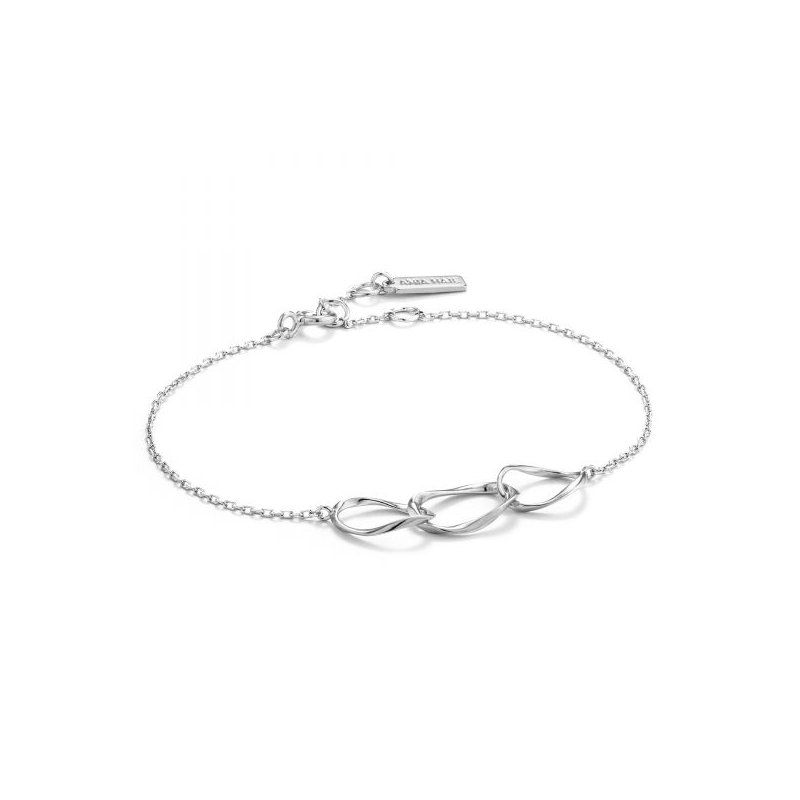Ania Haie Swirl Nexus Bracelet