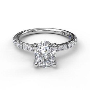 Simply Petite Ring - 1CT