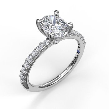 Simply Petite Ring - 1CT