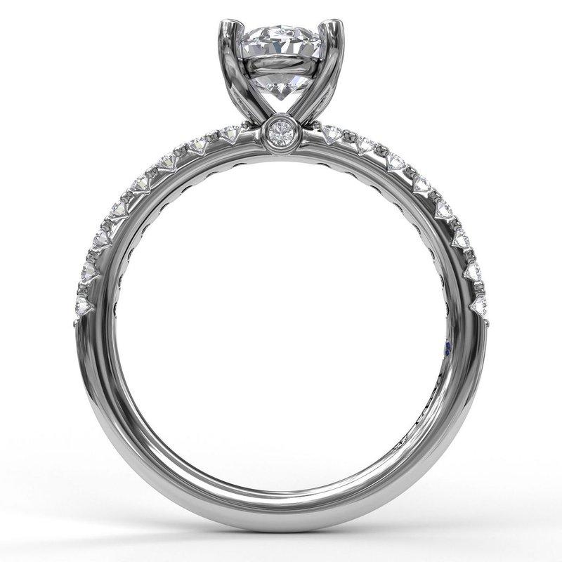 Fana Simply Petite Ring - 1CT