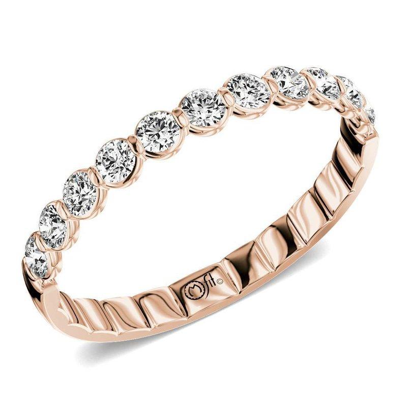 Lasker Bridal Comfort Fit Diamond Band - 3/8TW