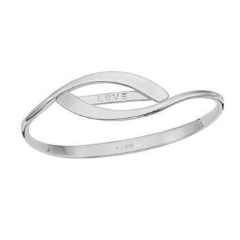 Sentiment Swing Bracelet - Love