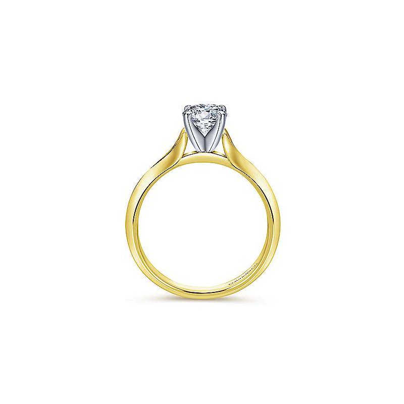 Gabriel Bridal Ellis Solitaire Ring Mounting