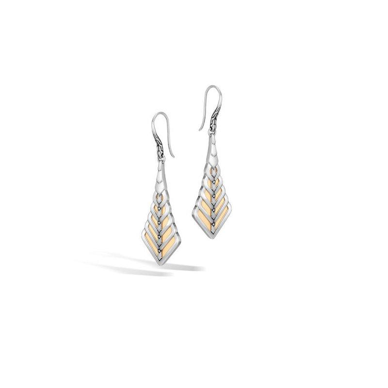 JOHN HARDY Modern Chain Drop Earrings