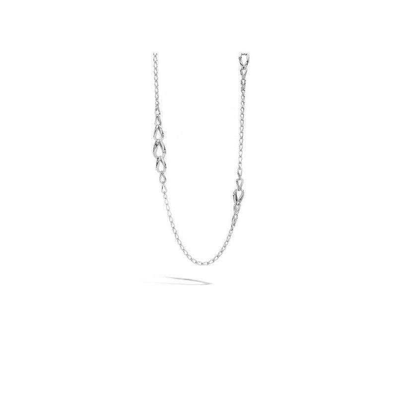 JOHN HARDY John Hardy Bamboo Silver Necklace