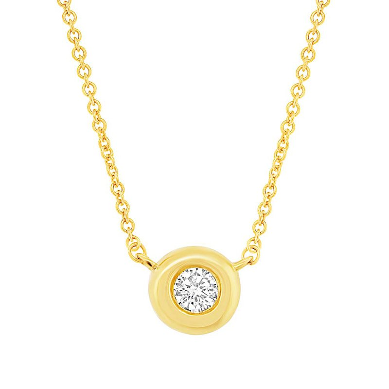 Lasker Diamond Fashion Bezel Pendant