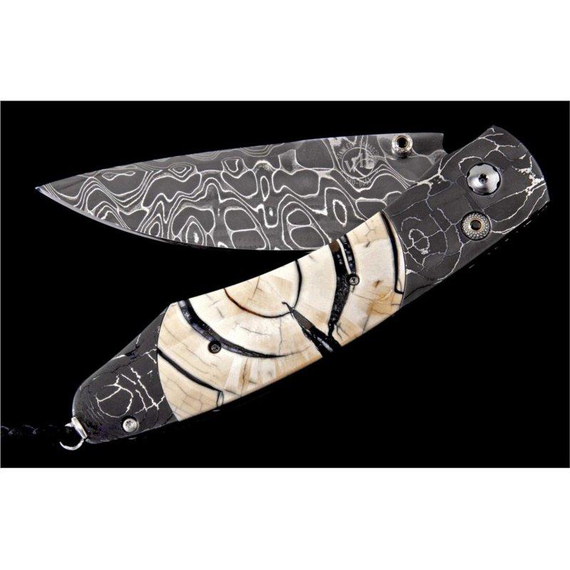 William Henry Adventure Pocket Knife