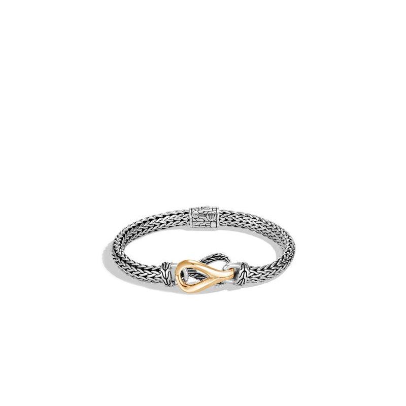 JOHN HARDY Asli Classic Chain Link Station Bracelet