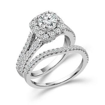 Lasker Value - 1.60cttw Engagement Set