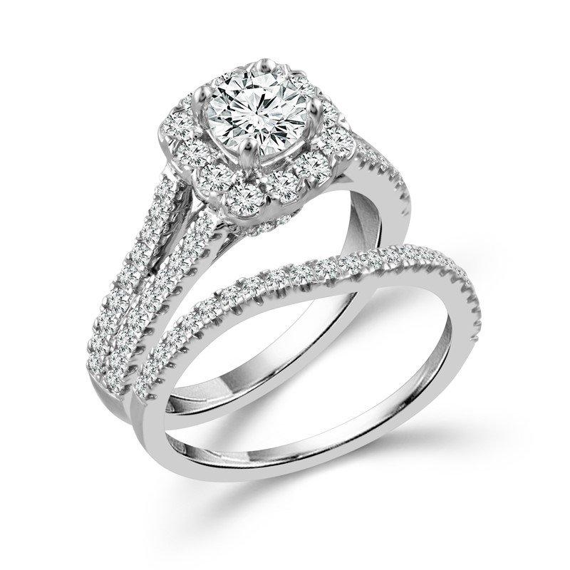 Lasker Bridal Lasker Value - 1.60cttw Engagement Set