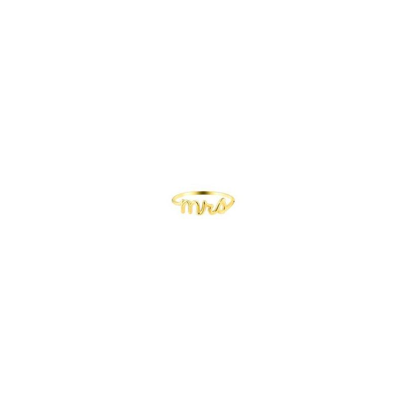 Lasker Gold Fashion Mrs Ring
