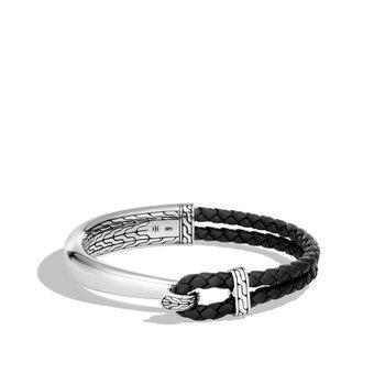 Classic Chain Half Cuff Bracelet