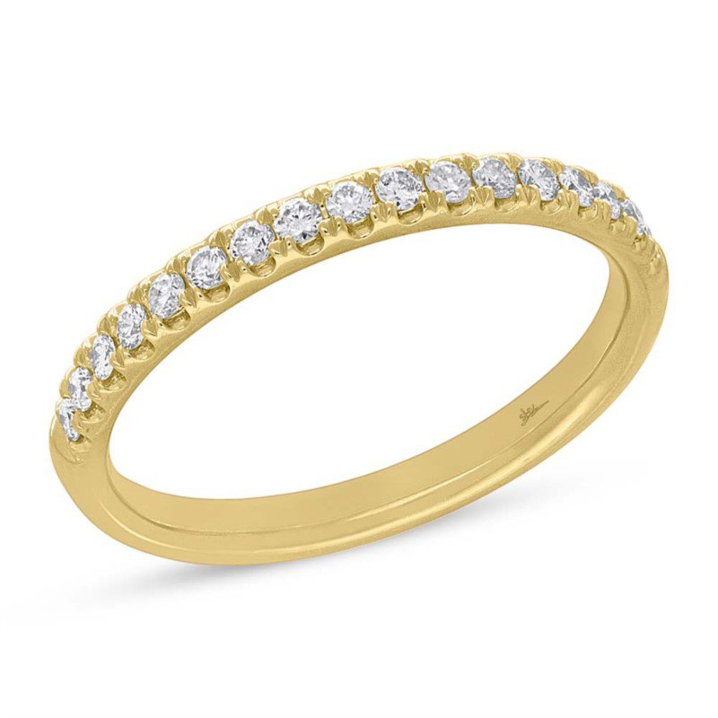 Lasker Bridal Galaxy Diamond Band - .16cttw