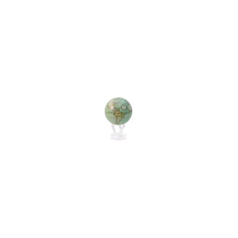 "Mova Globes MOVA Globe -  4.5"" Terrestrial Seafoam Green"