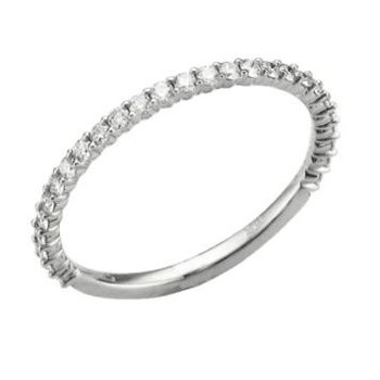 2/3 Eternity Ring - 1/4cttw