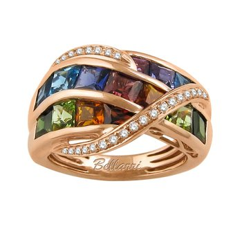 Bellarri Capri Collection Ring