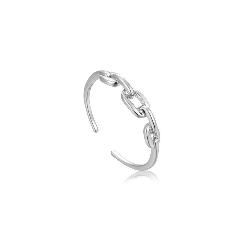 Ania Haie Open Chain Link Ring