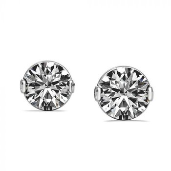 One & Only Stud Earrings - 0.20CTTW