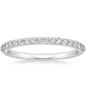 Classic Diamond Wedding Band-1/5cttw