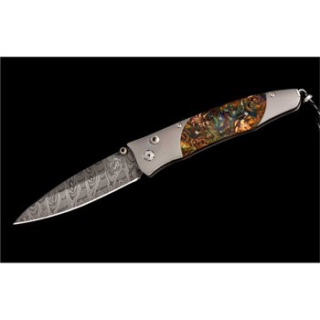 Mardi Gras Pocket Knife
