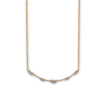 Constellation Star Cluster Necklace