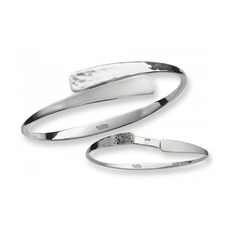 E.L. Designs Secret Heart Bracelet