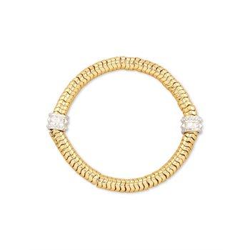 Kendra Scott shiva Stretch Bracelet Gold Metal