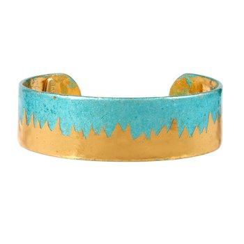 Skyline Turquoise Cuff