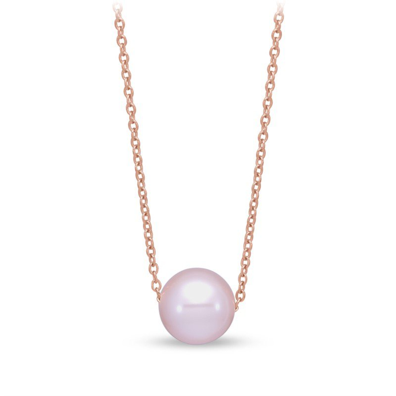 Lasker Pearl Fashion Floating Pearl Pendant