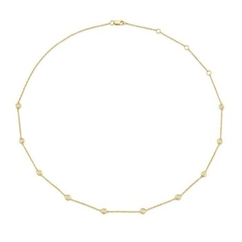 Milestone Diamonds By the Yard Necklace