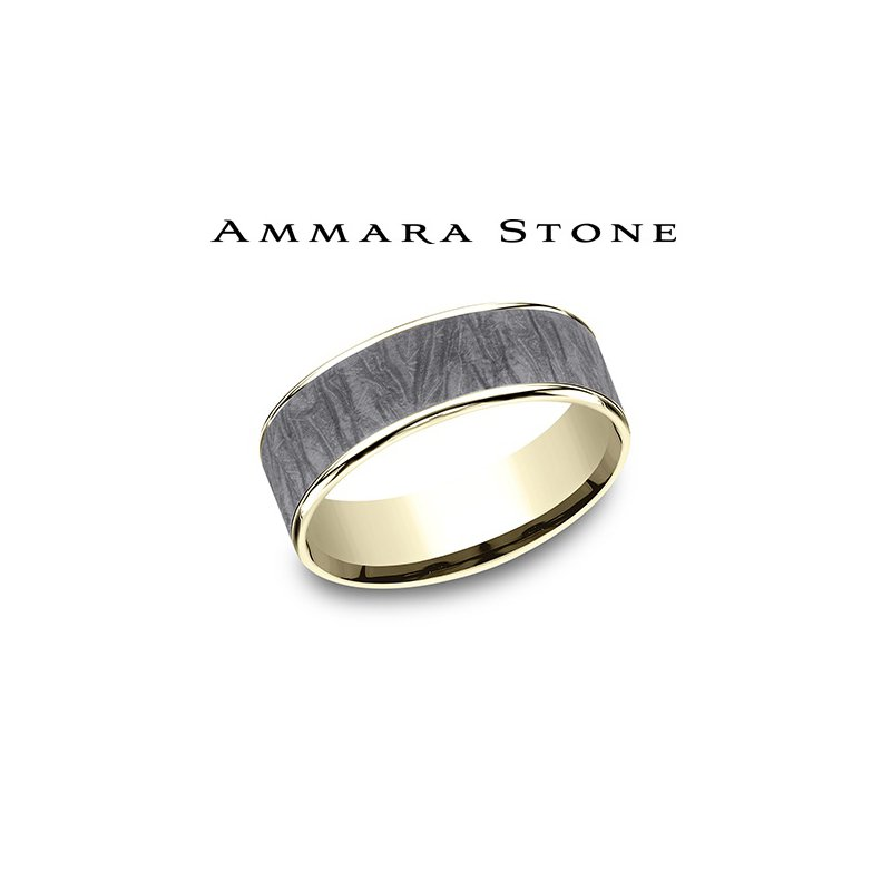 Lasker Men's Ammara Stone - Fabric Flow