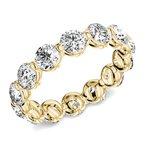 Lasker Bridal Diamond Eternity Ring - 1CTTW