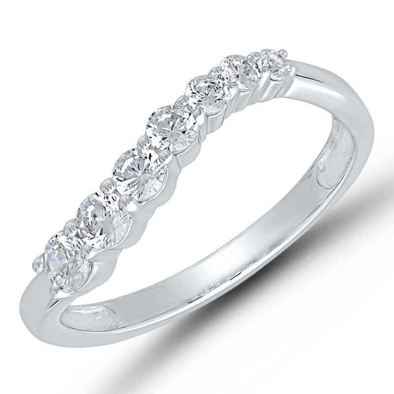 Lasker Bridal Journey Diamond Ring - .50ctw