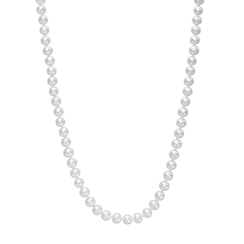 "Lasker Pearl Fashion 18"" 7-8MM FreshWater Pearl Strand"