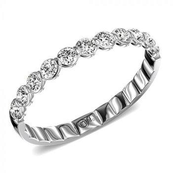 Comfort Diamond Band - 3/8TW