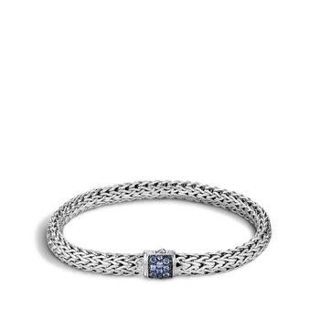 Classic Chain Lava Bracelet