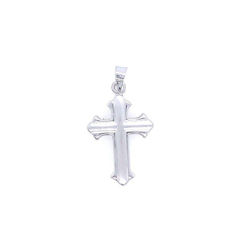 Lasker Signature Matte Finish Flared Cross