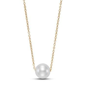 Floating Pearl Pendant