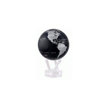 Black and Silver Globe