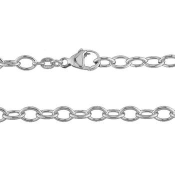 Cable Link Chain Bracelet