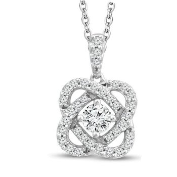 Only You Diamond Pendant - 3/4cttw
