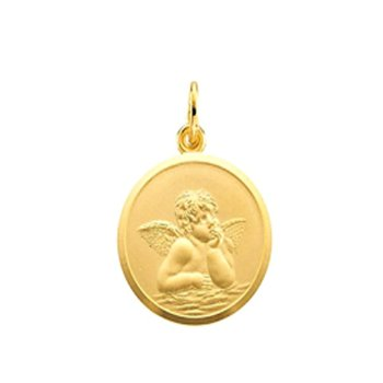 10MM Angel Medal